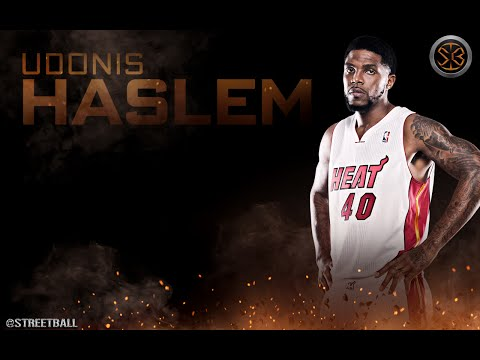 Udonis Haslem #40 [HD]