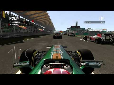 F1 2011: Will Americans Like This Game? - Gameplay Quick Look