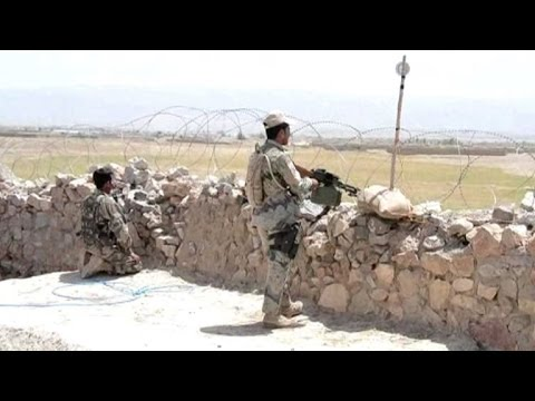 Civilians killed in gunfight on Afghanistan-Pakistan border