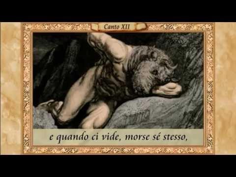 La Divina Commedia in PROSA - Inferno, canto XII (12)