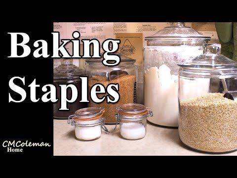 baking-staples-i-always-on-hand