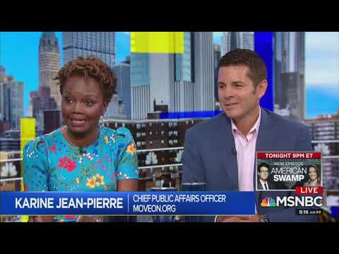 MSNBC Guest on White Trump Supporters: No Negotiation, Just 'Destroy Them'