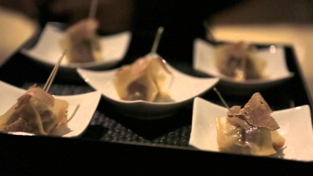 Armani/Nobu - Sake Ceremony - YouTube