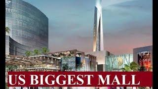 Miami Is Building USA & North American Biggest Mall - Coming in 2022 - American Dream Mall