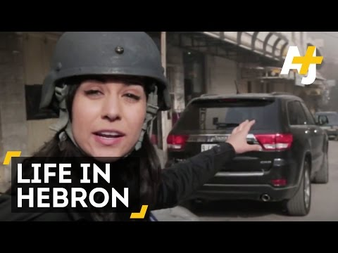 Occupied West Bank: Life In Hebron