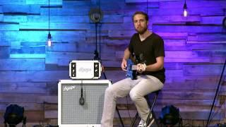 Agape Amplification - Tribute 18w - Sound demo
