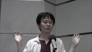 大野裕之「チャップリンとヒトラー」講演 2016年6月13日 大阪自由大学