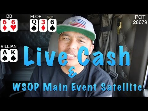 Poker Vlog Council Bluffs, IA Horseshoe Casino #15