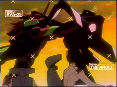 Neon Genesis Evangelion: Shinji And The 13th Angel