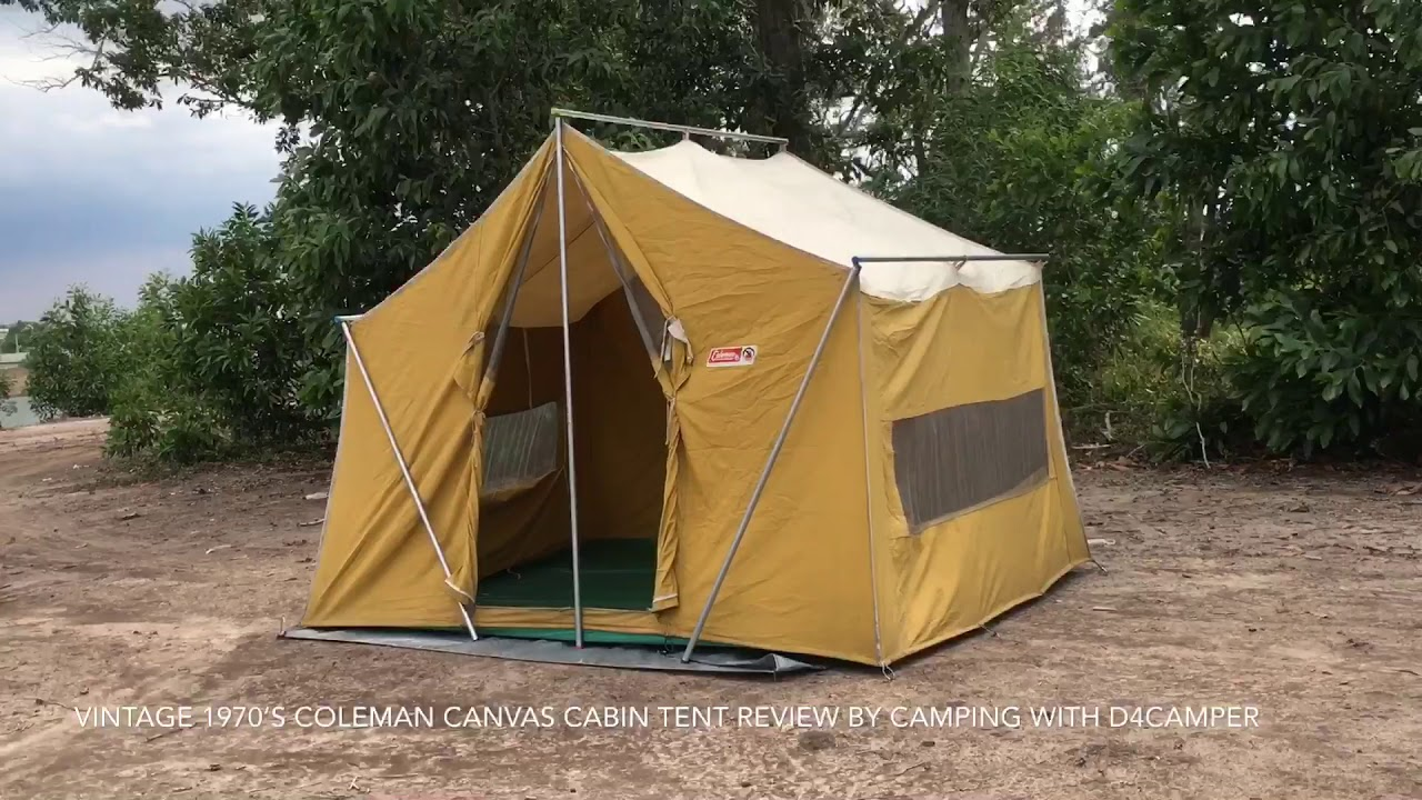 Timber Top Tent by Bill Curb