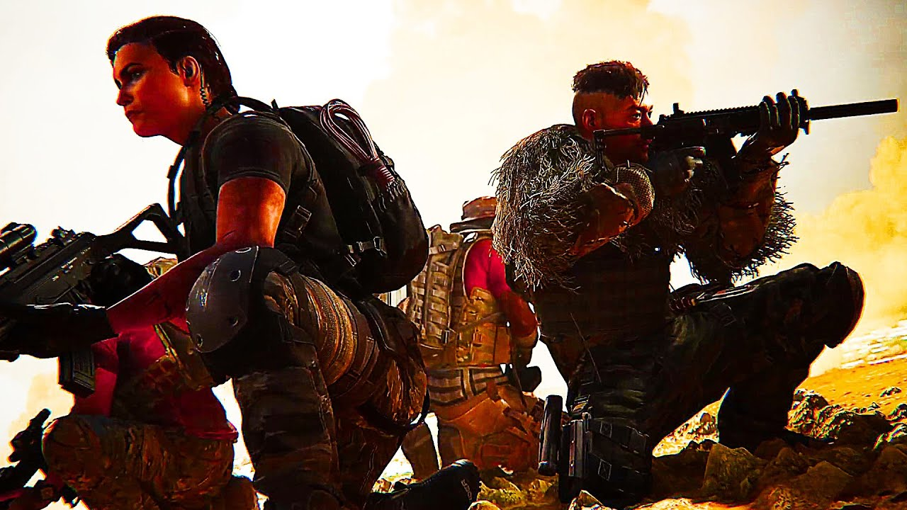 """GHOST RECON BREAKPOINT """"Raid"""" Trailer (2019) PS4 / Xbox One / PC / Stadia + vidéo"""