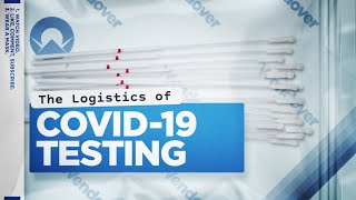The Logistics of Covid-19 Testing