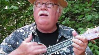 "OH SUSANNAH for the UKULELE - UKULELE LESSON / TUTORIAL by ""UKULELE MIKE"""