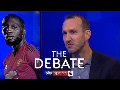 Does Romelu Lukaku receive unfair...