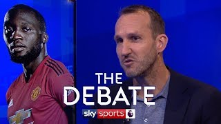 Does Romelu Lukaku receive unfair criticism? | Higginbotham & Schwarzer | The Debate