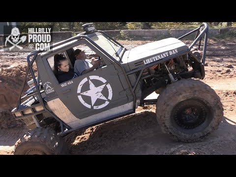 WV Jeep Fest 2020 Novice Obstacle Course
