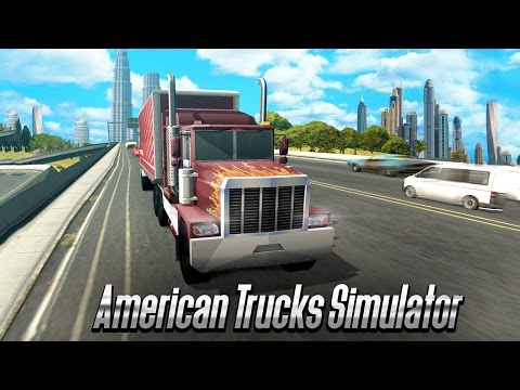 American Truck Driving 3D (by Game Mavericks) Android Gameplay [HD]