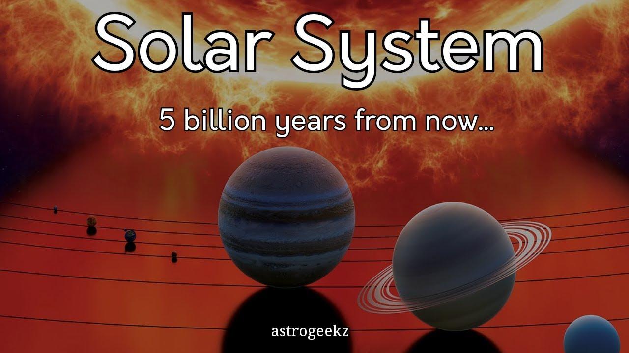 solar system now - photo #10