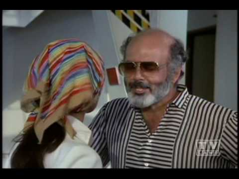 Pernell Roberts as Brian Mallory on Love Boat clip 4