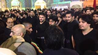IRAN 2014 -- Ansar Party - Hairaan na ho Sughra
