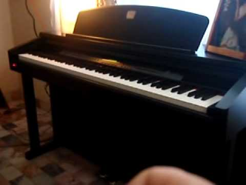 williams symphony digital piano review youtube. Black Bedroom Furniture Sets. Home Design Ideas