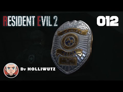 Resident Evil 2 Remake #012 - S.T.A.R.S. USB Dongle [PS4] Let's Play Resident Evil 2