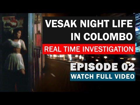 Vesak Night Life in Colombo 2017 Full Video | Channel4 Investigation | Channel4.lk