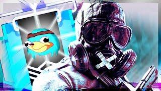 Nerf Mute - Rainbow Six: Siege