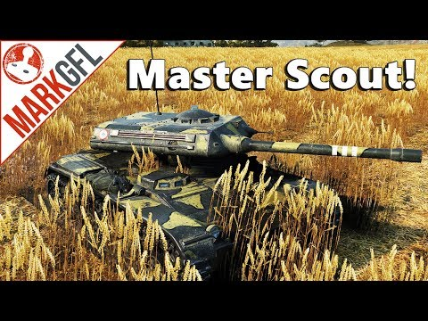 ELC Even 90, Is It A Great Active Scout? - World Of Tanks