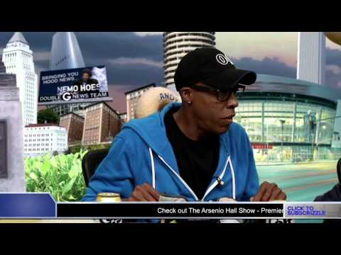 GGN Arsenio Hall Is BACK!!!