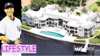 Derek Jeter  lifestyle   (Biography , Cars ,House , Net worth)