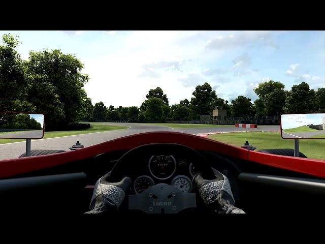 Automobilista 2 - Grinding Transmission Demo