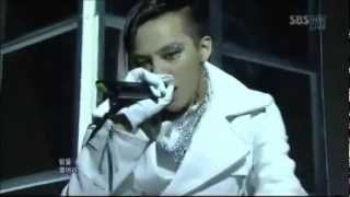 [LIVE] FANTASTIC BABY ENGLISH VERSION  (with T.O.P)