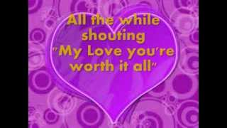 Unstoppable Love By: Kim and Skyler Smith (Lyric Video)