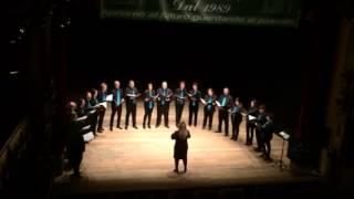 Corale Contrappunto Teatro Magnani 03/05/2014