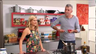 San Remo Pasta Recipes: Chorizo And Lentil Soup With Small Pasta Shells