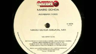 Mario Ochoa - Arabian Food (Mario Ochoa Original Mix) Thumbnail
