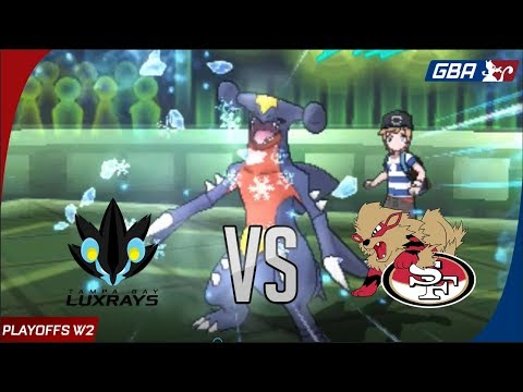 GBA S7 Semifinals - Tampa Bay Luxrays vs San Francisco Arcaniners