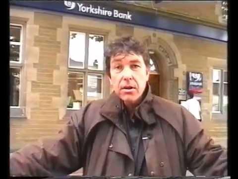 Derbyshire Ghosts With Richard Felix (VHS Capture)
