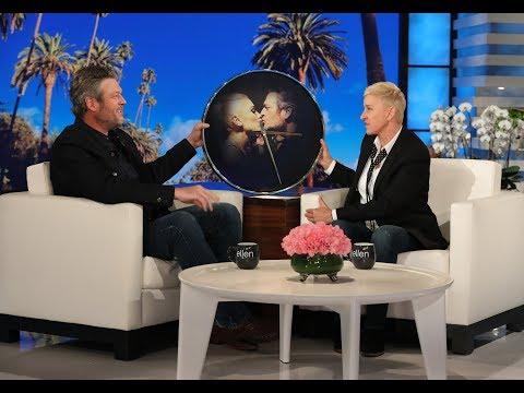 Brandon Nasby - Ellen gives Blake Shelton a Pre-Engagement Gift