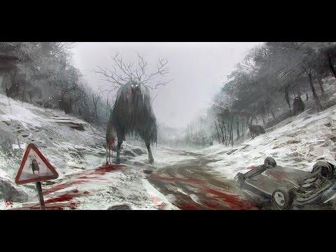 Таинственная Россия Красноярский край  Духи людоеды реальны