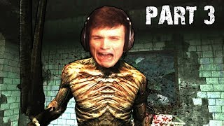 Crying While Playing Outlast Part 3