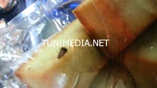 فضيحة جديدة لكارفور تونس : بعد الدود توة الخنفوس يحوس في الكايك Thumbnail
