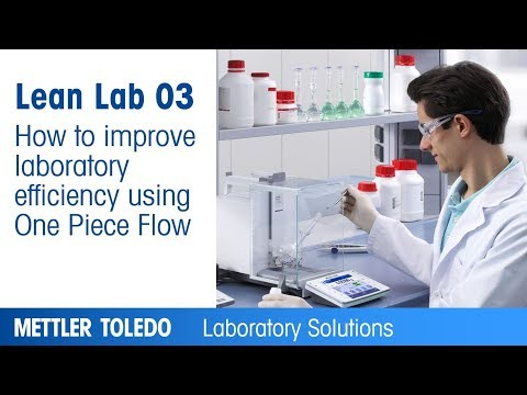 Lean Lab 3: How To Improve Laboratory Efficiency Using One Piece Flow