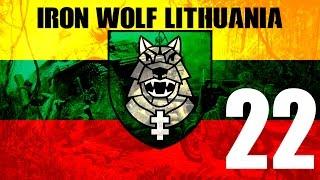 Hearts of Iron IV - Intermarium Multiplayer (Lithuania) 22