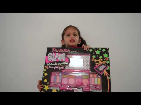 Cerina's Toy Review ( Make-Up Tutorial)