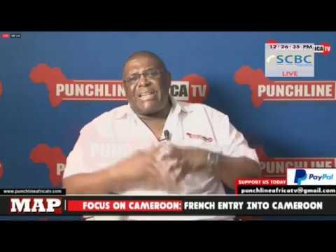 Punchline Africa TV LIVE