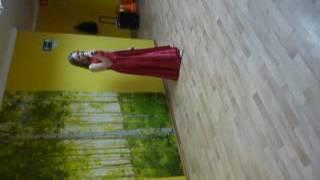 """стихотворение """"Счастье"""" читает Шитикова Валерия на День Матери"""
