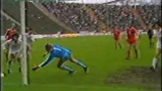 Bayern v Leverkusen (1985-86)