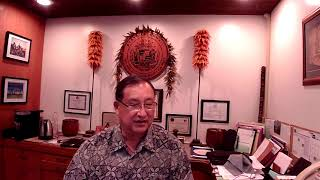 Fred Hyun, Chair of the Hawai'i Paroling Authority
